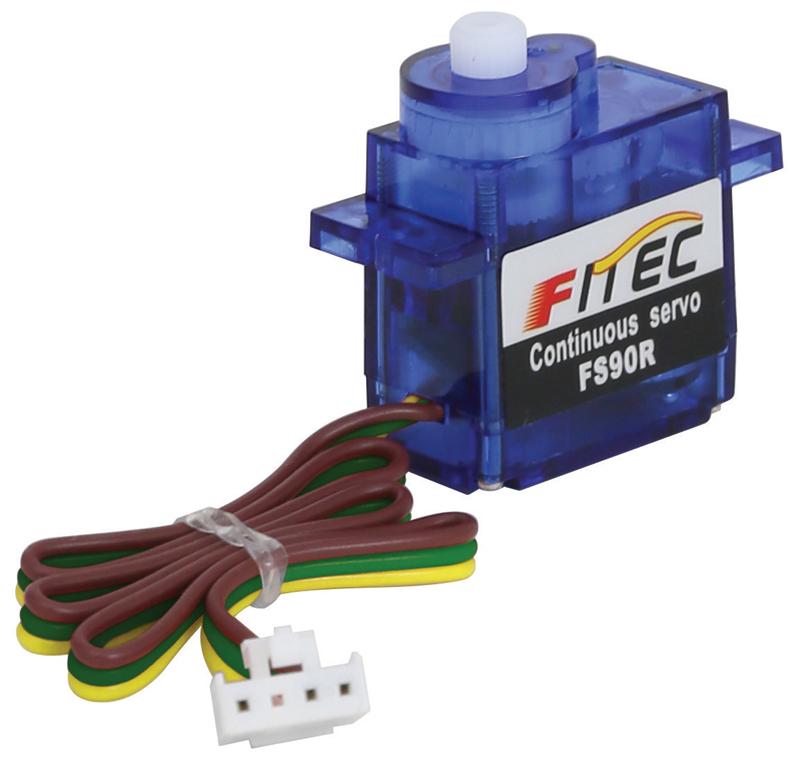 Servo Motor Module for the TI-Innovator Hub*